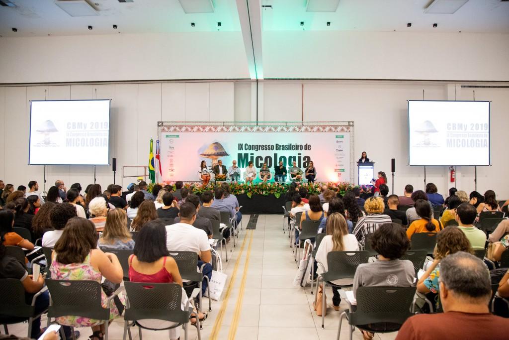 24.06.2019 - IX Congresso Brasileiro de Micologia   - Fotos Érico Xavier-71