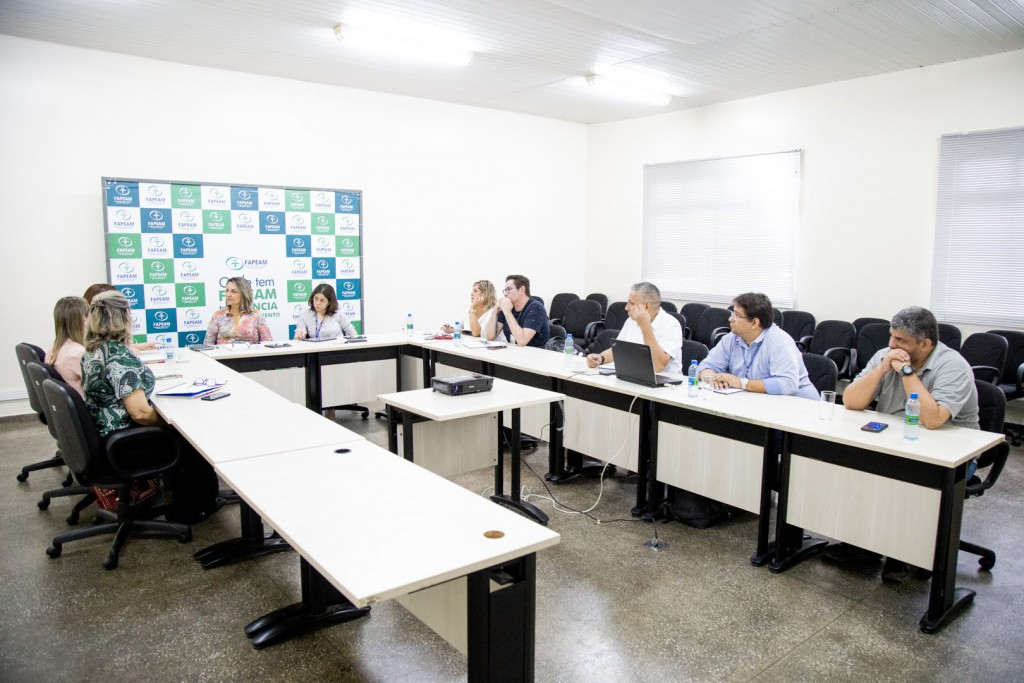 26.06.2019 - REUNIÃO FAPEAM E HEMOAM  - FOTOS ÉRICO XAVIER_-10