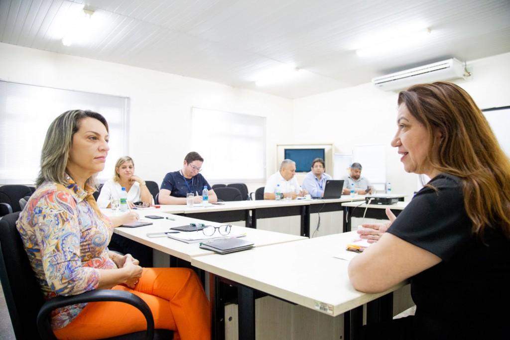 26.06.2019 - REUNIÃO FAPEAM E HEMOAM  - FOTOS ÉRICO XAVIER_-7