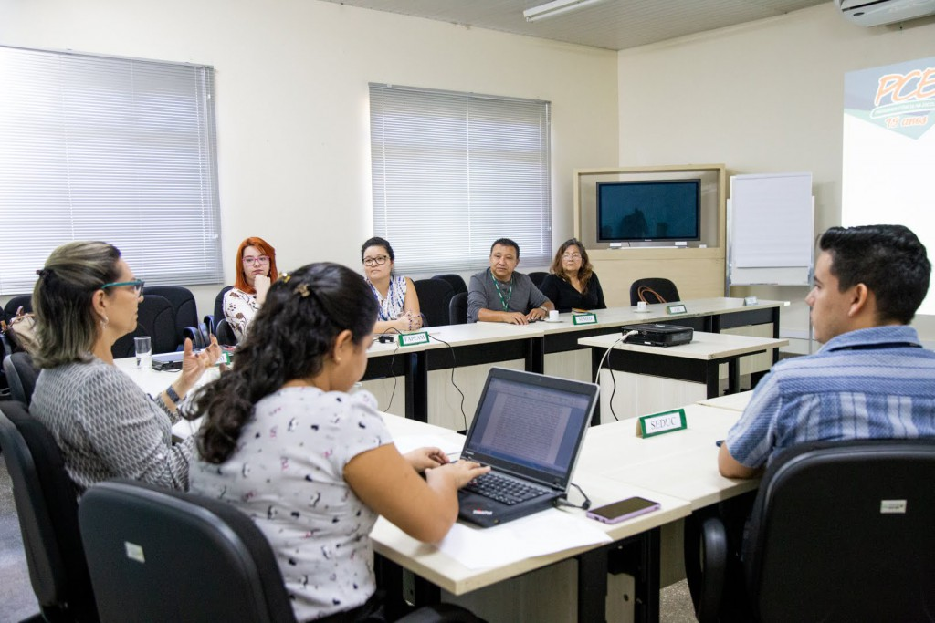 28.06.2019 - Reunião FAPEAM PCE - SEDUC - SEMED e CEE  - FOTOS ÉRICO XAVIER_-23