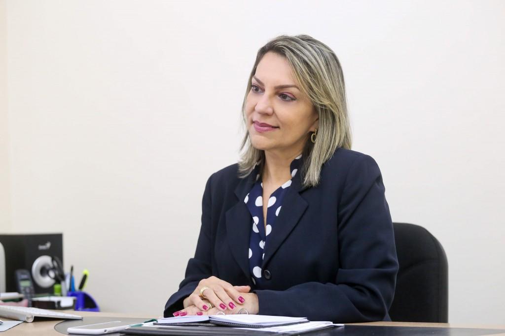 Diretora Presidente da FAPEAM Márcia Perales  - Fotos Érico Xavier. _-2