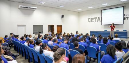 10.10.2019  - PROGRAMA CENTELHA NO CETAM NO SÃO JORGE A NOITE - FOTOS ÉRICO X._-2