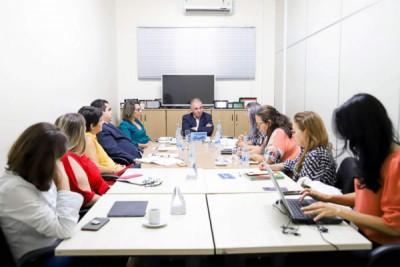 Reunião Interinstucional: Fapeam e o Sistema Estadual de CT&I