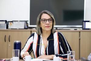Diretora-presidente da Fapeam, Márcia Perales